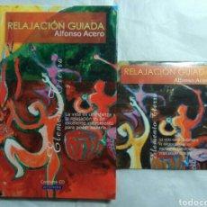 Libros: RELAJACION GUIADA,ALFONSO ACERO. Lote 148071098