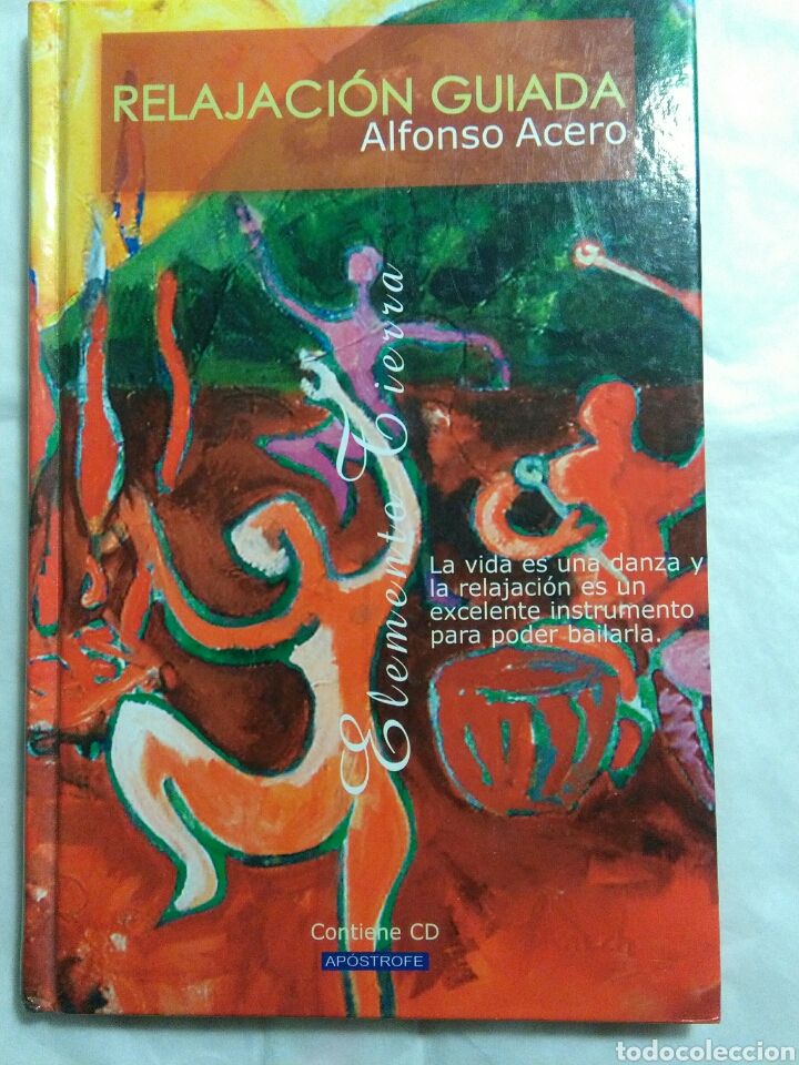 Libros: Relajacion guiada,Alfonso Acero - Foto 2 - 148071098
