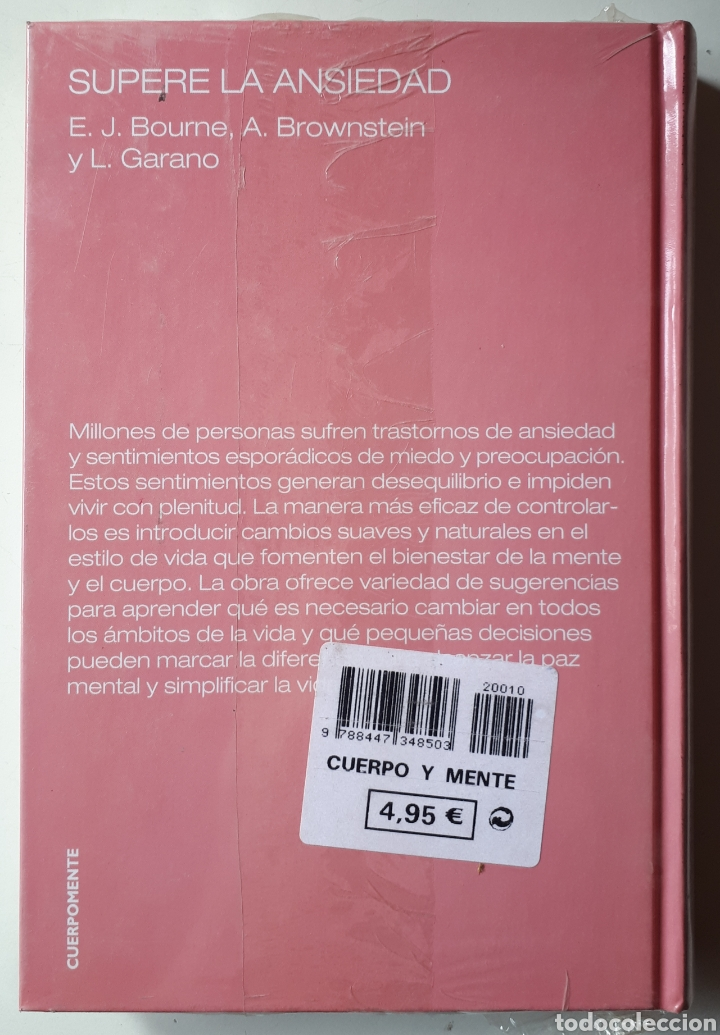 Libros: Libro Supere la ansiedad - Foto 2 - 170432684