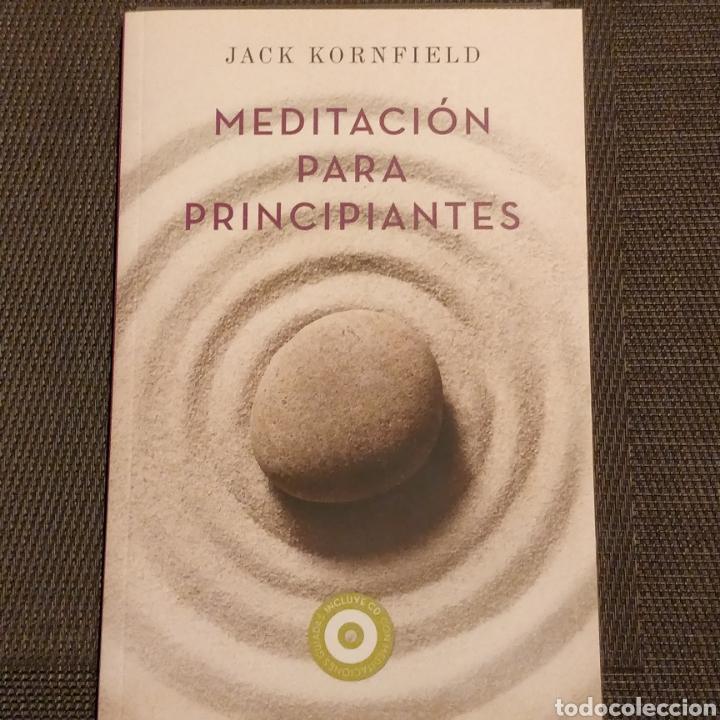 MEDITACIÓN PARA PRINCIPIANTES, JACK KORNFIELD (Libros Nuevos - Ocio - Salud y Dietas)