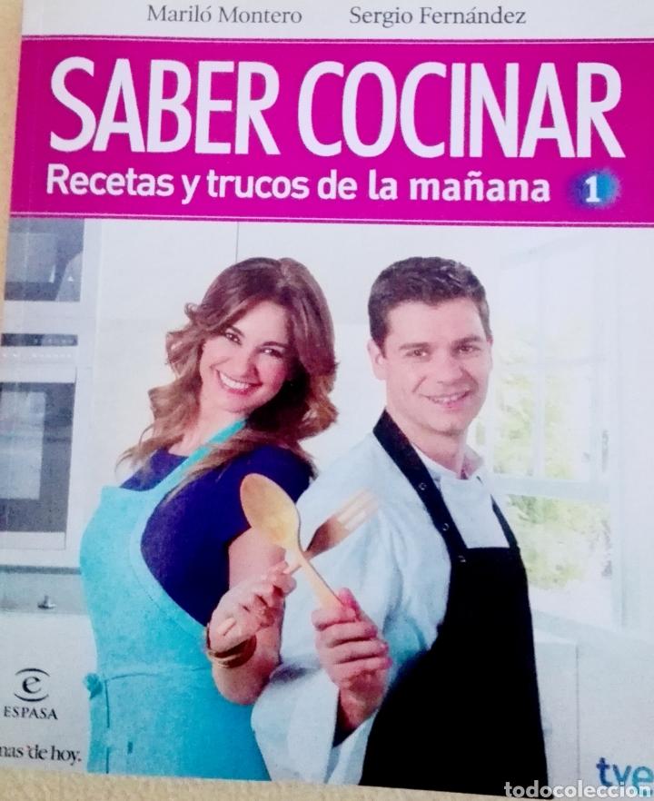 SABER COCINAR REVISTAS Y TRUCOS DE LA MAÑANA TVE (Libros Nuevos - Ocio - Salud y Dietas)