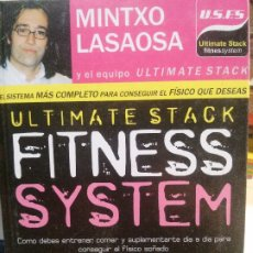 Libros: ULTIMATE STACK FITNESS SYSTEM. Lote 180485656