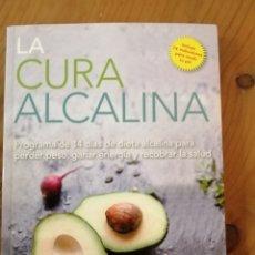 Libros: LA CURA ALCALINA . DR. STEPHAN DOMENING.. Lote 182209348