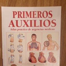 Libros: PRIMEROS AUXILIOS. Lote 186246463