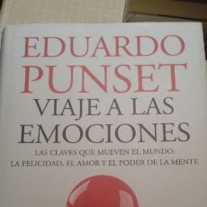 Libros: VIAJE A LAS EMOCIONES. Lote 186283472