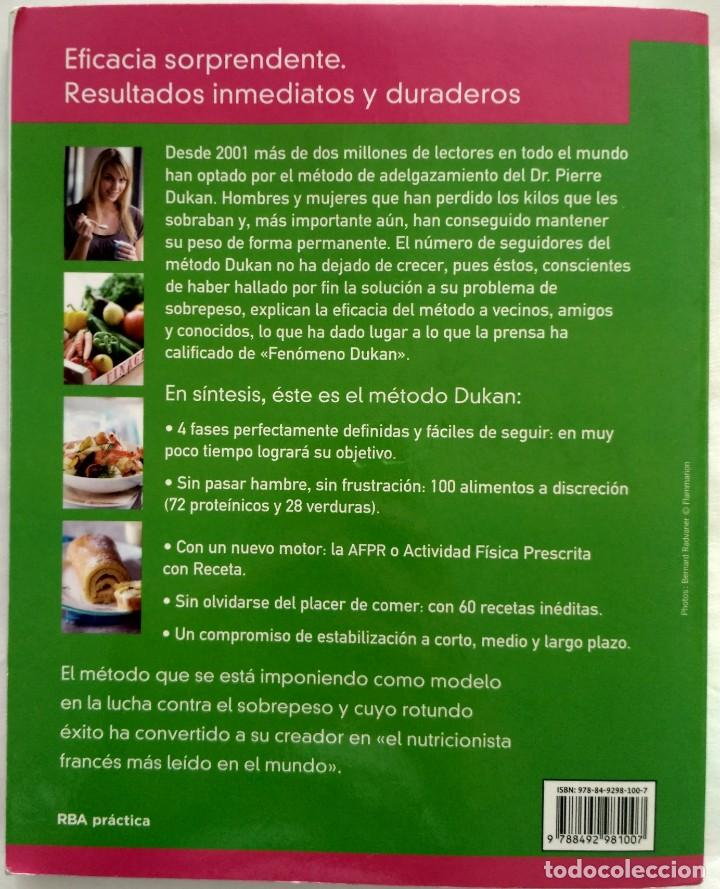 Libros: EL MÉTODO DUKAN ILUSTRADO: COMO ADELGAZAR RAPIDAMENTE Y PARA SIEMPRE. DR. PIERRE DUKAN - Foto 5 - 225135107