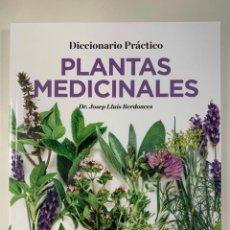 Libros: GUÍA PLANTAS MEDICINALES - LIBRO NUEVO. Lote 192191940