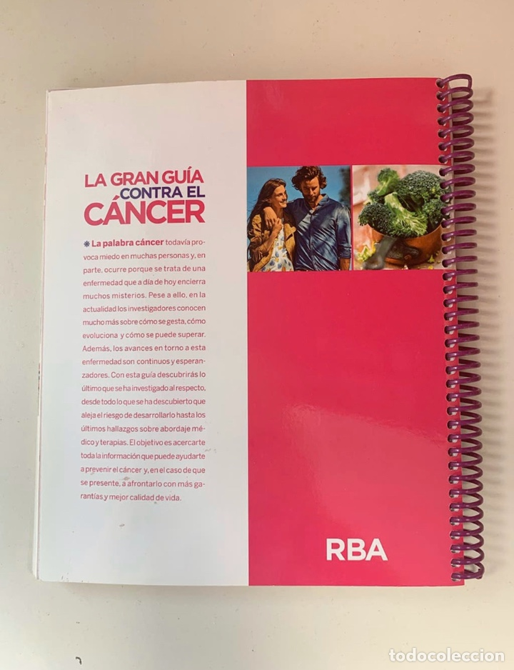 Libros: GUÍA CONTRA EL CÁNCER - LIBRO NUEVO - Foto 3 - 192193085