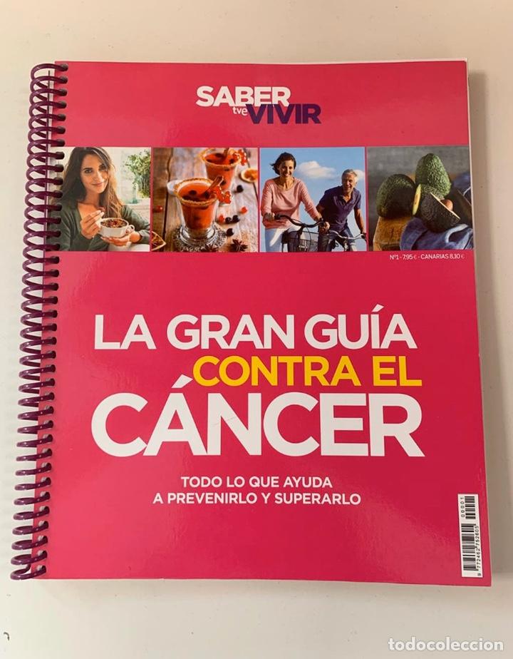 GUÍA CONTRA EL CÁNCER - LIBRO NUEVO (Libros Nuevos - Ocio - Salud y Dietas)