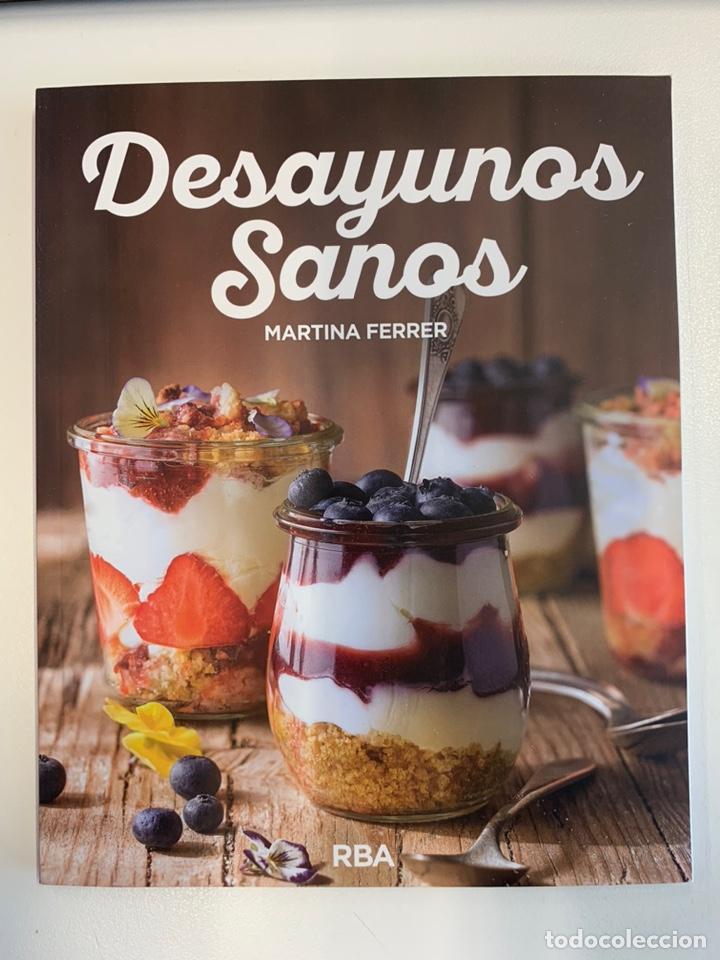 LIBRO DESAYUNOS SANOS - NUEVO (Libros Nuevos - Ocio - Salud y Dietas)