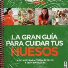 Libros: LA GRAN GUIA PARA CUIDAR TUS HUESOS - SABER VIVIR ESPECIAL N. 2 (PRECINTADO). Lote 195394307