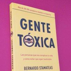 Livres: LIBRO GENTE TÓXICA. Lote 198596810