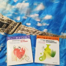 Libros: LOTE 2 LIBROS GUÍA PRÁCTICA. Lote 201223432