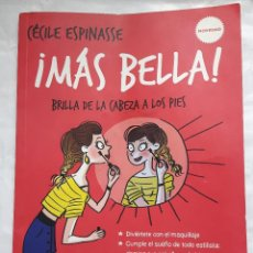 Libros: LIBRO MAS BELLA!. Lote 207267437