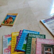 Libros: LOTE REVISTA INTEGRAL 6 EJEM. Lote 209116126