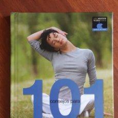 Libros: 101 CONSAJOS PARA SENTIRSE BIEN. Lote 209116790