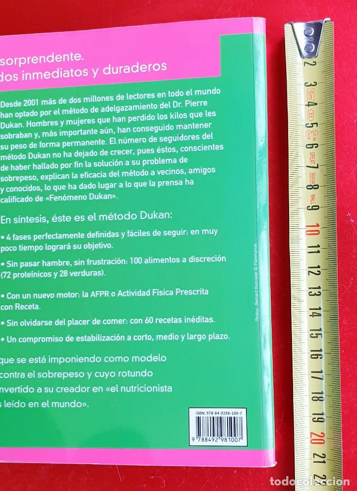 Libros: LIBRO-DIETA-EL METODO DUKAN-ILUSTRADO-PERFECTO ESTADO-VER FOTOS - Foto 4 - 212951233