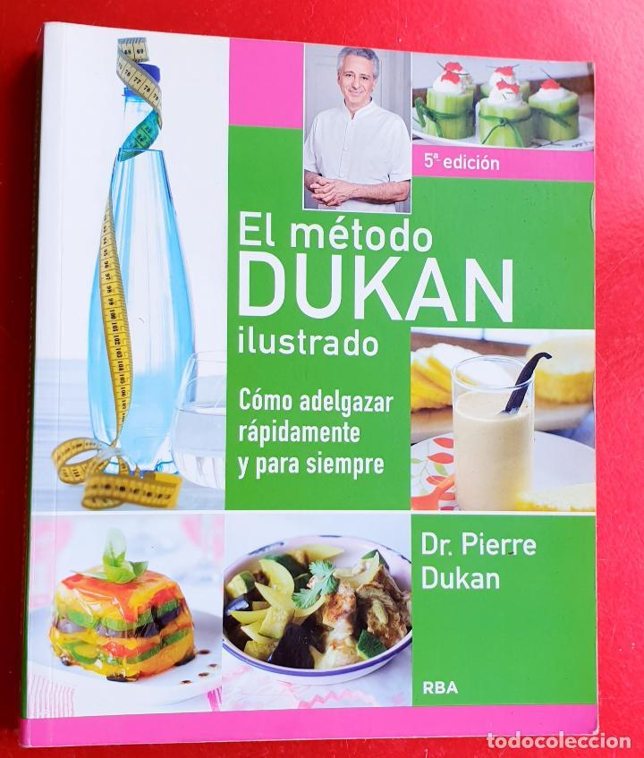 Libros: LIBRO-DIETA-EL METODO DUKAN-ILUSTRADO-PERFECTO ESTADO-VER FOTOS - Foto 5 - 212951233