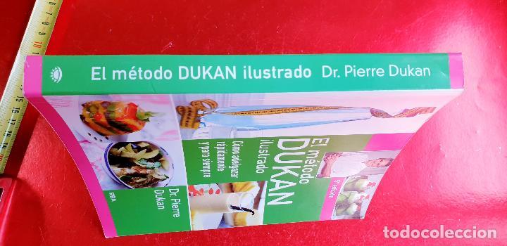 Libros: LIBRO-DIETA-EL METODO DUKAN-ILUSTRADO-PERFECTO ESTADO-VER FOTOS - Foto 12 - 212951233