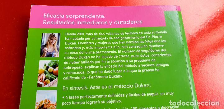 Libros: LIBRO-DIETA-EL METODO DUKAN-ILUSTRADO-PERFECTO ESTADO-VER FOTOS - Foto 13 - 212951233