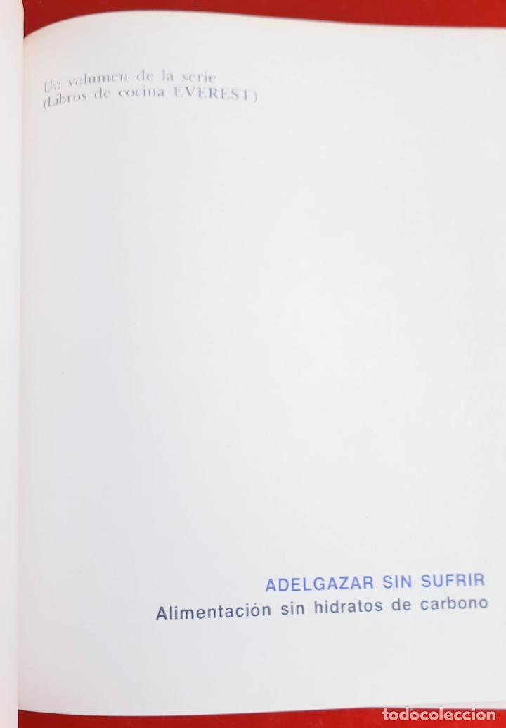 Libros: LIBRO-ADELGAZAR SIN SUFRIR-VER FOTOS - Foto 7 - 213382445