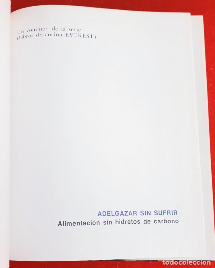 Libros: LIBRO-ADELGAZAR SIN SUFRIR-VER FOTOS - Foto 4 - 213382445