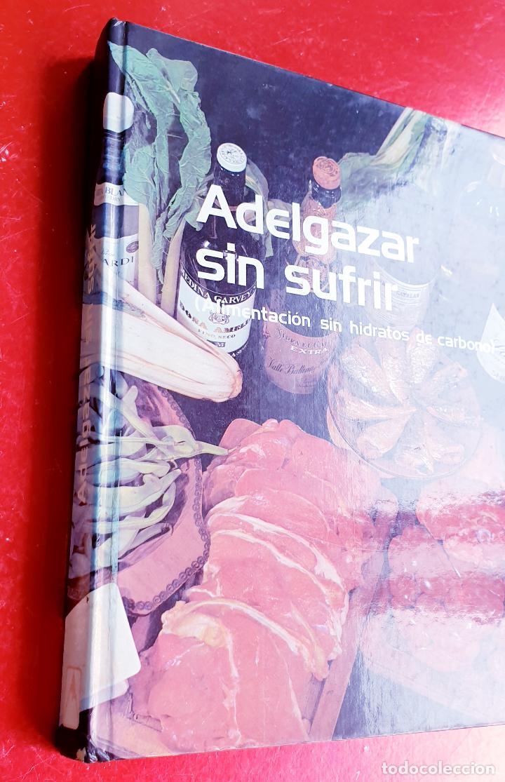Libros: LIBRO-ADELGAZAR SIN SUFRIR-VER FOTOS - Foto 10 - 213382445
