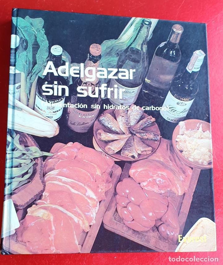 Libros: LIBRO-ADELGAZAR SIN SUFRIR-VER FOTOS - Foto 5 - 213382445