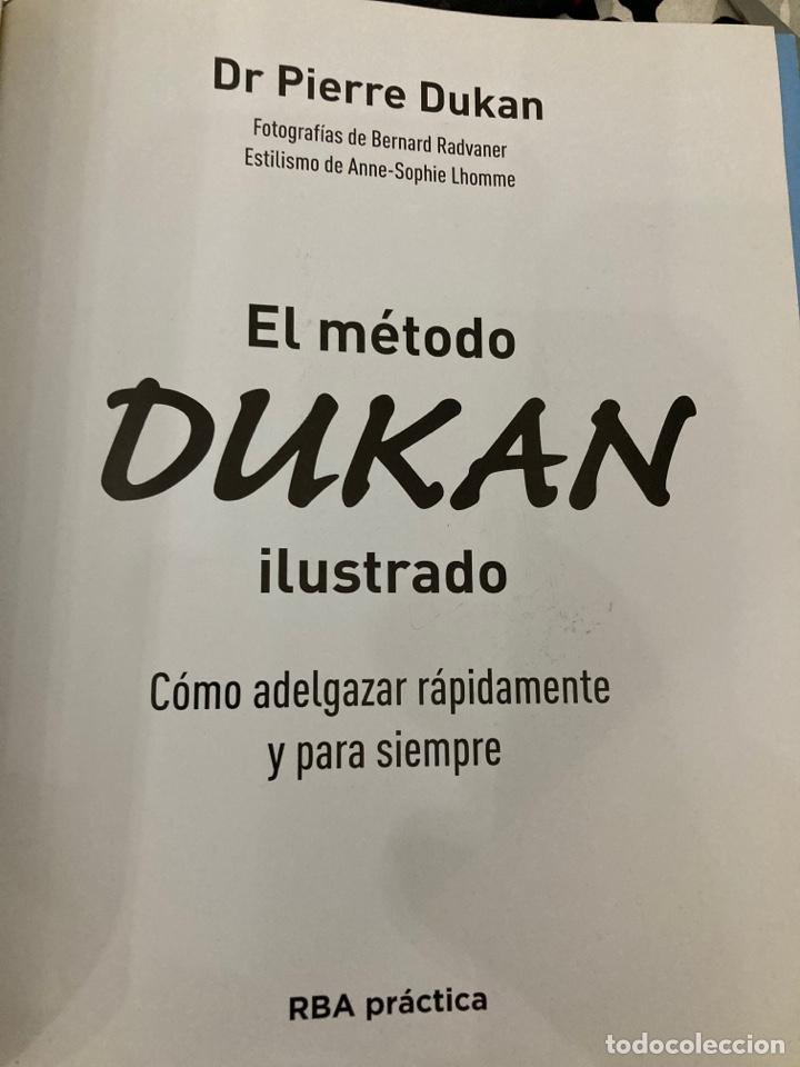Libros: El método Dukan ilustrado - Foto 2 - 224934818