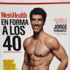 Libros: EN FORMA A LOS 40 DE JORGE FERNANDEZ. Lote 214681513