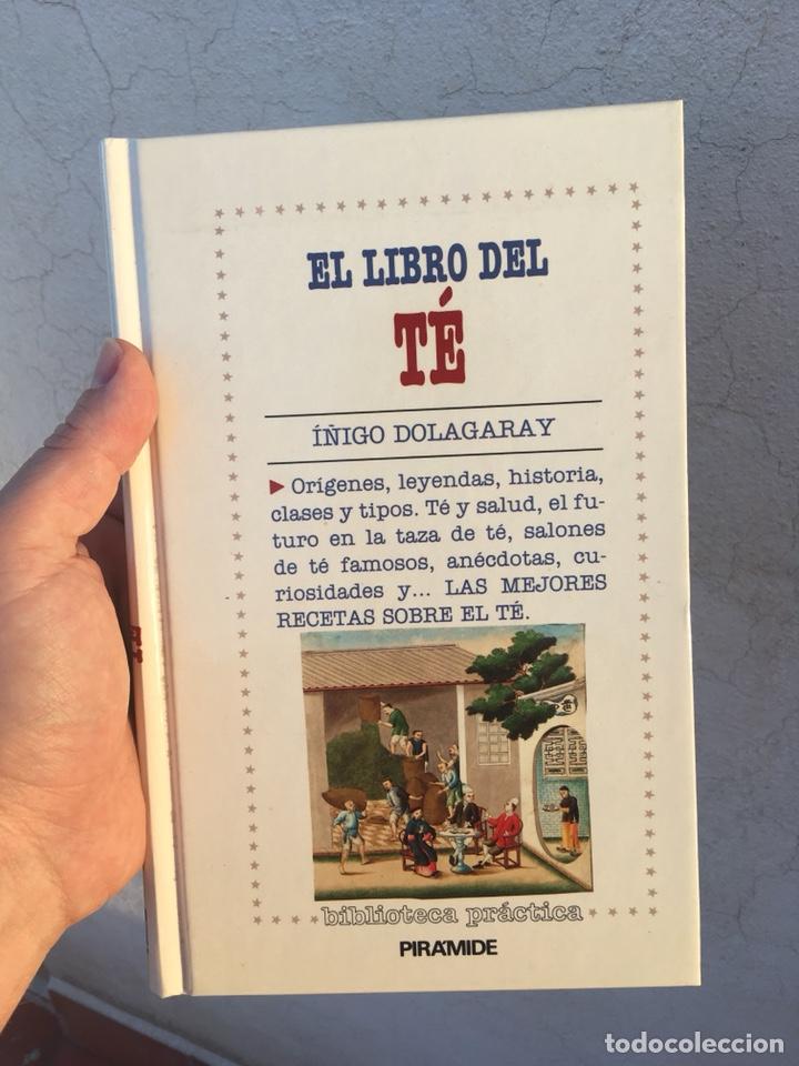 EL LIBRO DEL TÉ: IÑIGO DOLAGARAY (Libros Nuevos - Ocio - Salud y Dietas)