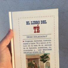 Libros: EL LIBRO DEL TÉ: IÑIGO DOLAGARAY. Lote 214702885