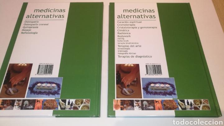Libros: MEDICINA ALTERNATIVA , SERIE TÉCNICAS - Foto 2 - 214821217