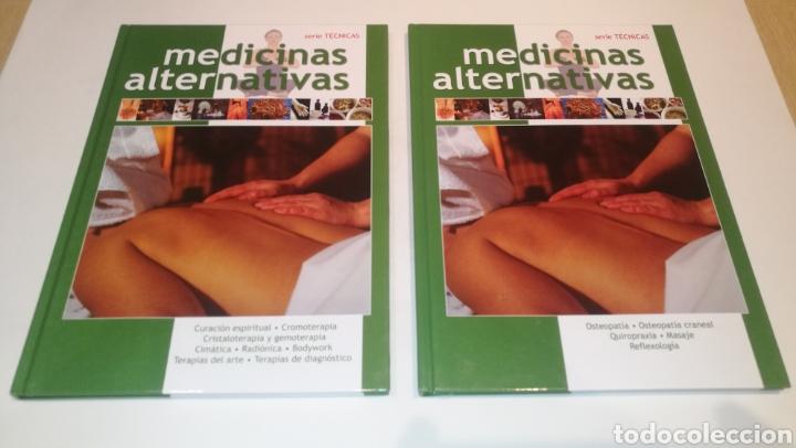 MEDICINA ALTERNATIVA , SERIE TÉCNICAS (Libros Nuevos - Ocio - Salud y Dietas)