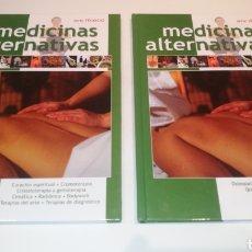 Libros: MEDICINA ALTERNATIVA , SERIE TÉCNICAS. Lote 214821217