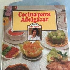 Libros: COCINA PARA ADELGAZAR.. Lote 217493302