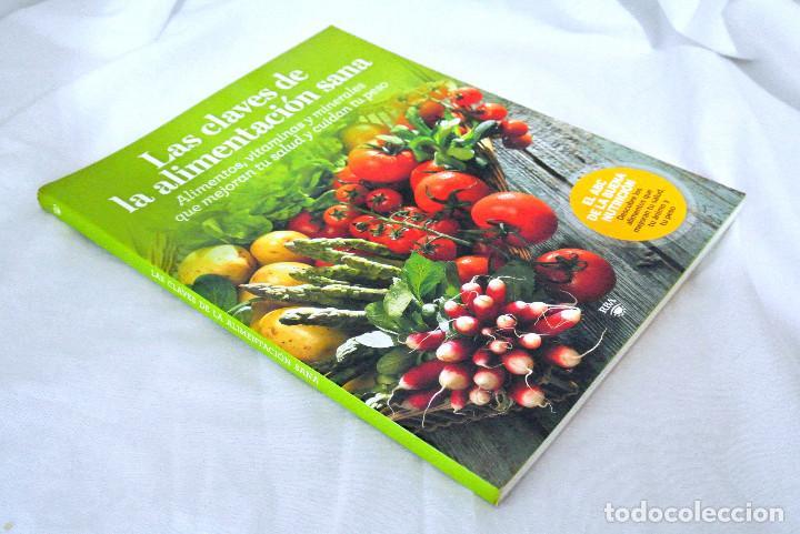 Libros: LIBRO LAS CLAVES DE LA ALIMENTACION SANA, RBA, 2010 - Foto 7 - 221778360