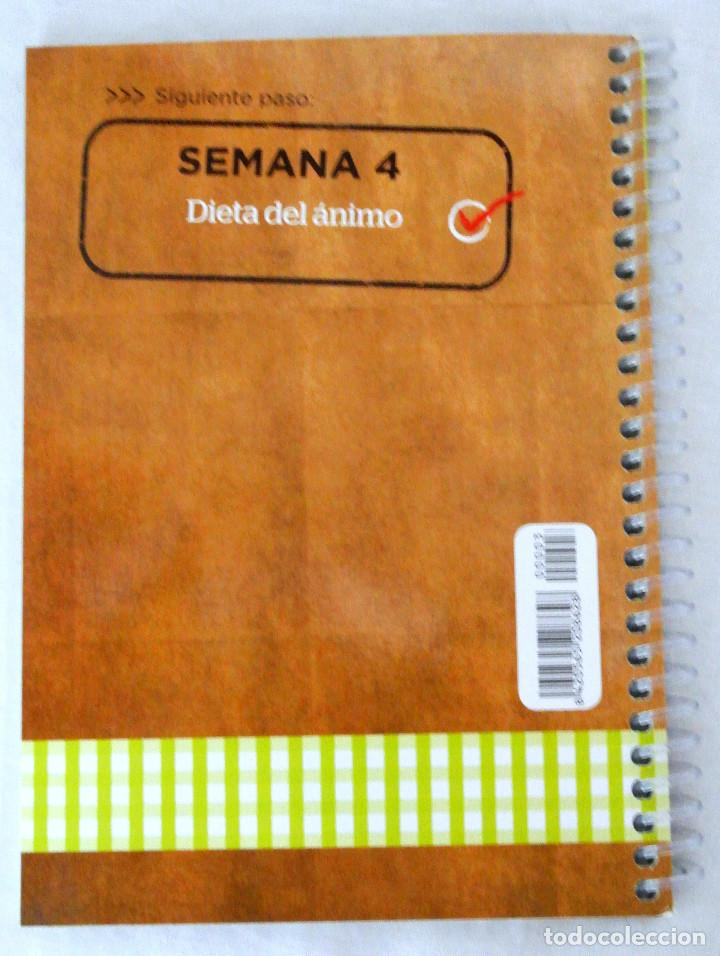 Libros: LIBRO METODO LUCIA BULTÓ, SEMANA 3: OVOLÁCTEA VEGETARIANA, QPRINT, 2014,NUEVO ISBN 978-84-616-8838-8 - Foto 4 - 221799025