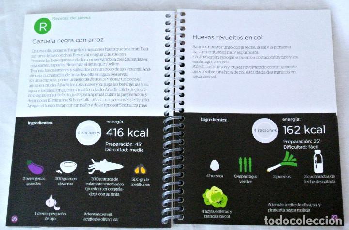 Libros: LIBRO MÉTODO LUCÍA BULTÓ, SEMANA 4: DIETA DEL ANIMO, QPRINT, 2014, NUEVO, ISBN 978-84-616-8854-8 - Foto 2 - 221799498