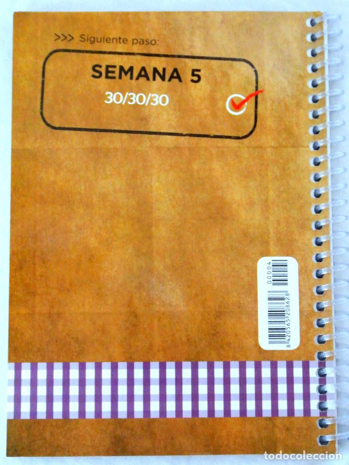 Libros: LIBRO MÉTODO LUCÍA BULTÓ, SEMANA 4: DIETA DEL ANIMO, QPRINT, 2014, NUEVO, ISBN 978-84-616-8854-8 - Foto 4 - 221799498