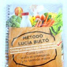 Libros: LIBRO MÉTODO LUCÍA BULTÓ, SEMANA 8: MANTENIMIENTO , QPRINT, 2014, NUEVO PRECINTADO. Lote 221800140