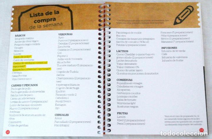 Libros: LIBRO MÉTODO LUCÍA BULTÓ, SEMANA 5: 30/30/30, QPRINT, 2014, NUEVO , ISBN 978-84-616-8882-1 - Foto 2 - 221800892