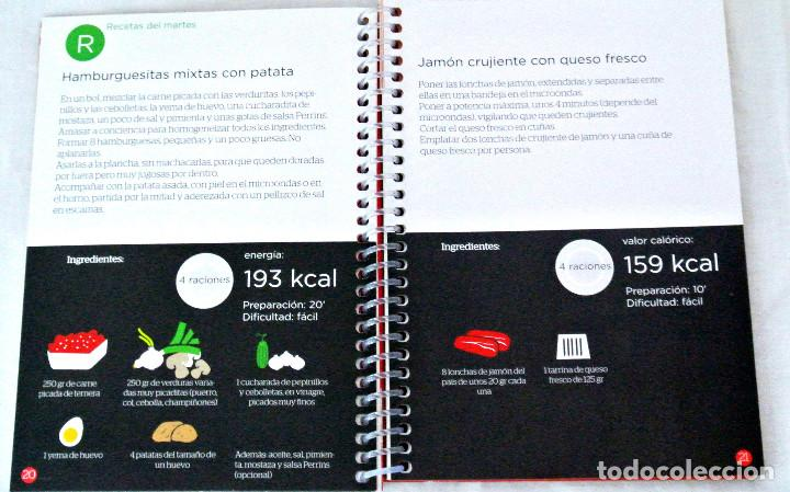 Libros: LIBRO MÉTODO LUCÍA BULTÓ, SEMANA 5: 30/30/30, QPRINT, 2014, NUEVO , ISBN 978-84-616-8882-1 - Foto 3 - 221800892