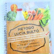 Libros: LIBRO MÉTODO LUCÍA BULTÓ, SEMANA 7: ANTIAGING, QPRINT, 2014, NUEVO PRECINTADO, NUEVO PRECINTADO. Lote 221801631