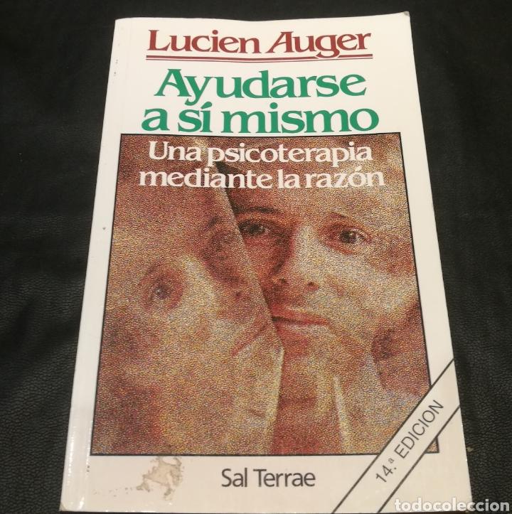 AYUDARSE A SÍ MISMO - LUCIEN AUGER (Libros Nuevos - Ocio - Salud y Dietas)