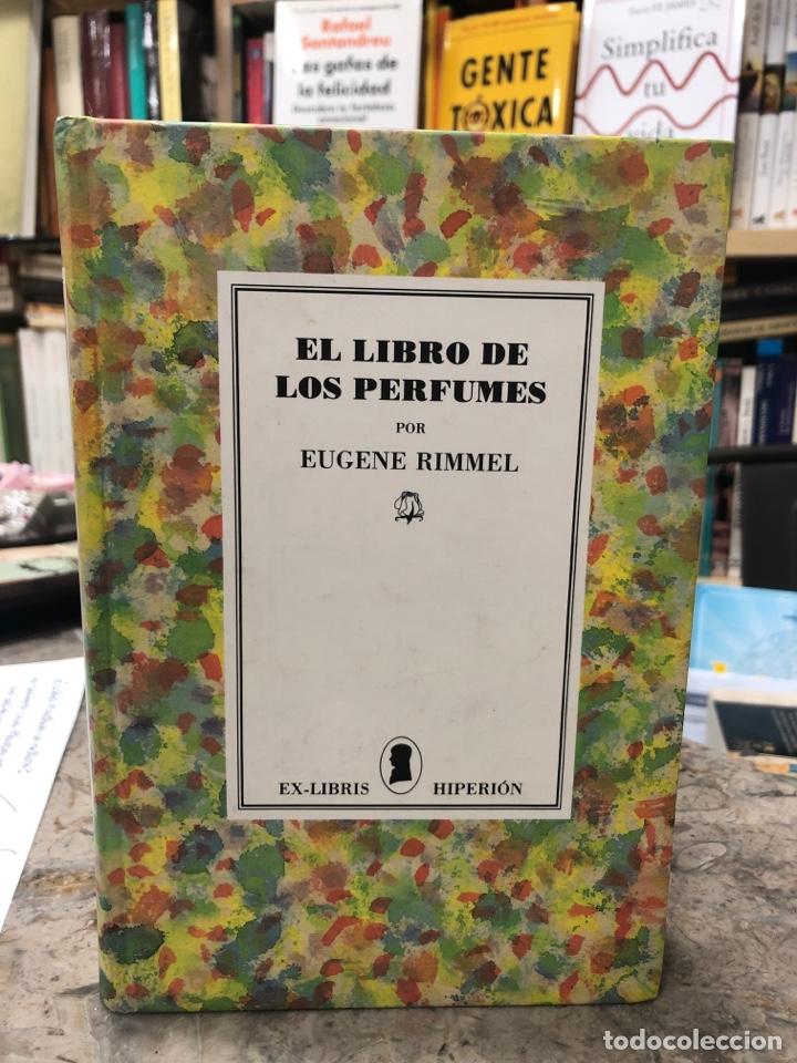 EL LIBRO DE LOS PERFUMES (Libros Nuevos - Ocio - Salud y Dietas)
