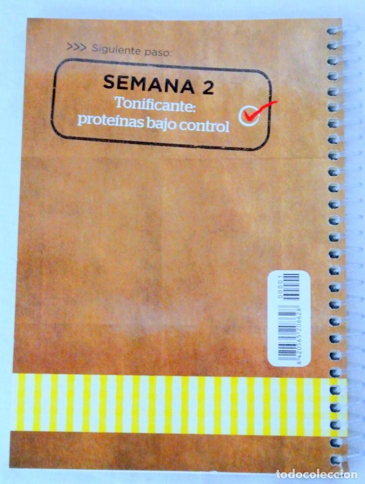 Libros: LIBRO MÉTODO LUCÍA BULTÓ, SEMANA 1: DETOX, QPRINT, 2014, NUEVO, ISBN 978-84-616-8785-5 - Foto 4 - 228092955