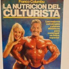 Libros: LA NUTRICIÓN DEL DEPORTISTA. Lote 236494420