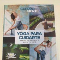 Livros: YOGA PARA CUIDARTE - LIBRO NUEVO. Lote 241482575