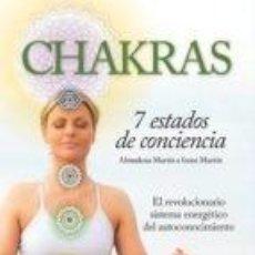 Libros: CHAKRAS. 7 ESTADOS DE CONCIENCIA.. Lote 242847865